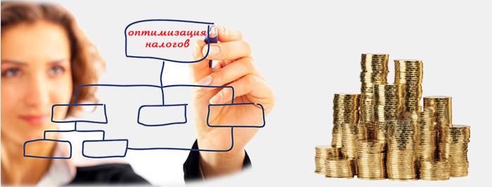 Виды и методы оптимизации налогообложения